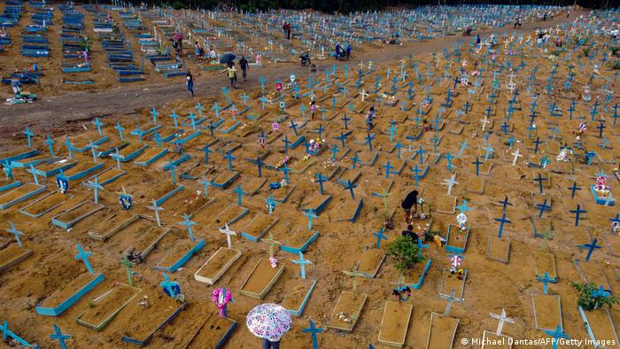 Weltspiegel 10.05.2021 | Corona |Brasilien Manaus |Friedhof