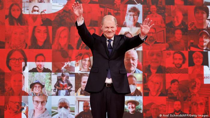 Weltspiegel 10.05.2021 | SPD-Bundesparteitag | Olaf Scholz, Kanzlerkandidat