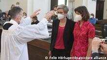 Aktion #liebegewinnt Pfarrvikar Wolfgang Rothe Segnung homosexueller Paare