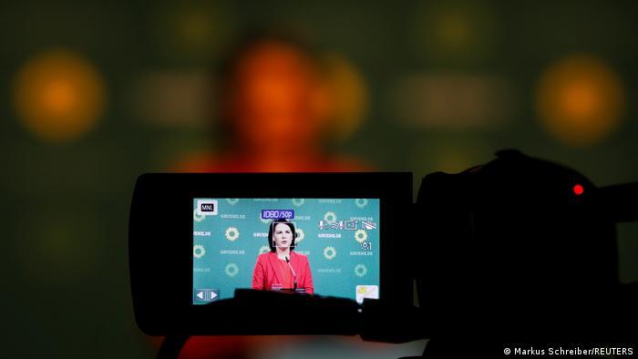Annalena Baerbock |Bundesvorsitzende Bündnis 90/Die Grünen
