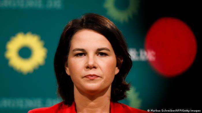 Annalena Baerbock  Bundesvorsitzende Bündnis 90/Die Grünen