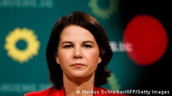 Φρένο έβαλαν (προσωρινά;) οι εκλογές στη Σαξονία-Άνχαλτ στις φιλοδοξίες της Ανναλένα Μπέρμποκ να είναι η επόμενη καγκελάριος