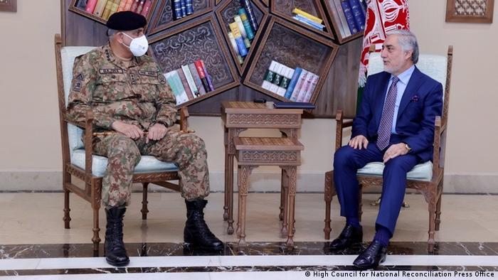 Pakistans Armeechef General Bajwa zu Besuch in Afghanistan