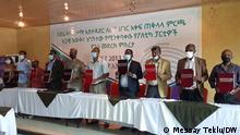 Äthiopien Neun Parteien etablieren gemeinsamen Rat