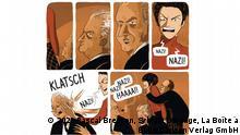 Grafic Novel: Beate & Serge Klarsfeld: Die Nazi-Jäger 15