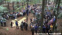 Tschechien Versöhnungskreuz auf dem Buchberg bei Wekelsdorf