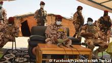 Niger | Mahamat Idriss Déby, Präsident des Übergangs-Militärrates (CMT)Tschad | Mahamat Idriss Déby, Präsident des Übergangs-Militärrates (CMT)