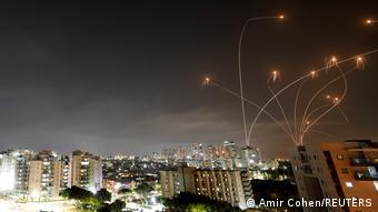 Λωρίδα της Γάζας πύραυλοι