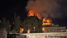 Nasilje na Brdu hrama