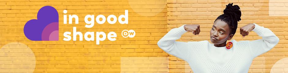 DW In Good Shape Program Guide Themenheader