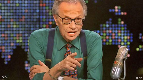 Larry King Flash-Galerie
