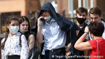 Школьники в Казани
