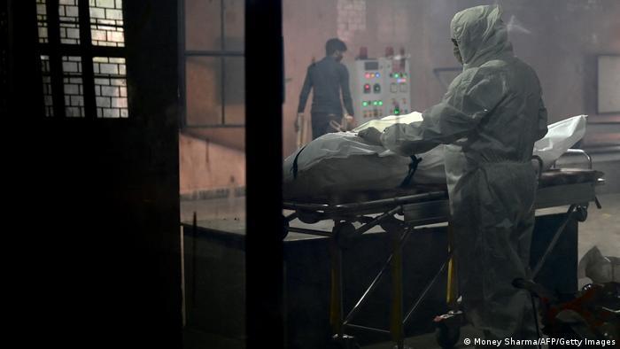 Weltspiegel 11.05.2021 | Corona |Indien Neu Delhi | Trauer um Angehörige