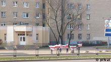 Bildergalerie Proteste Belarus 2021