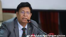 Bangladesch Außenminister Abdul Momen
