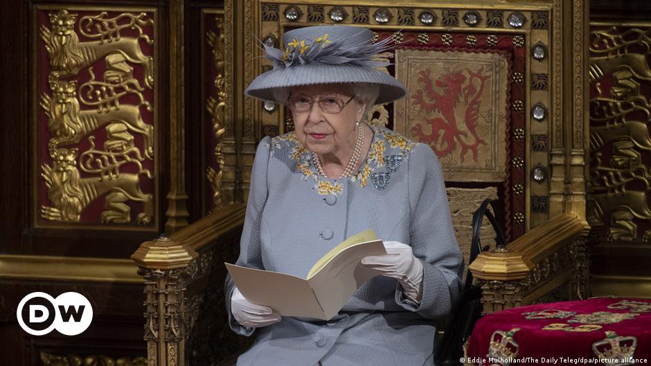Queen Elizabeth II. wieder in der Öffentlichkeit