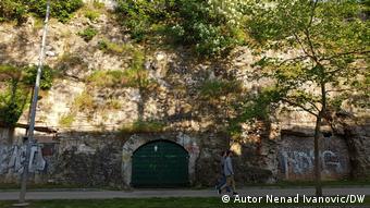 Kroatien unterirdische Tunnel