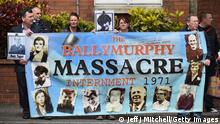 Belfast Gedenken Ballymurphy Massaker 2015