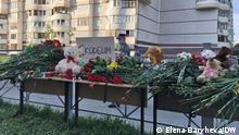 Russland Kasan Schießerei im Gymnasium