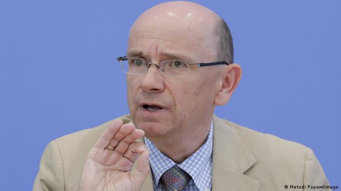 Eugen Brysch, președintele Fundației Germane pentru Protecția Pacienților