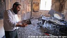 Israel Tel Aviv Brandanschlag auf Religionsschule