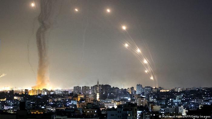 Hamás lanza una nueva tanda de cohetes contra Israel