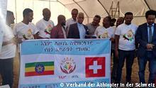 Äthiopien Hilfe von 'Verband der Äthiopier in der Schweiz'