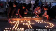 Траур в Казани после стрельбы в гимназии № 175