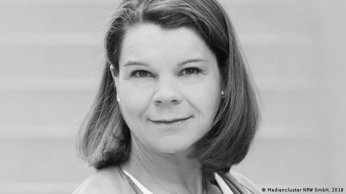 Sandra Winterberg I Mediennetzwerk NRW
