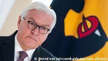 Bundespräsident Steinmeier verleiht Verdienstorden