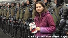 Aktivistin Olga Misik