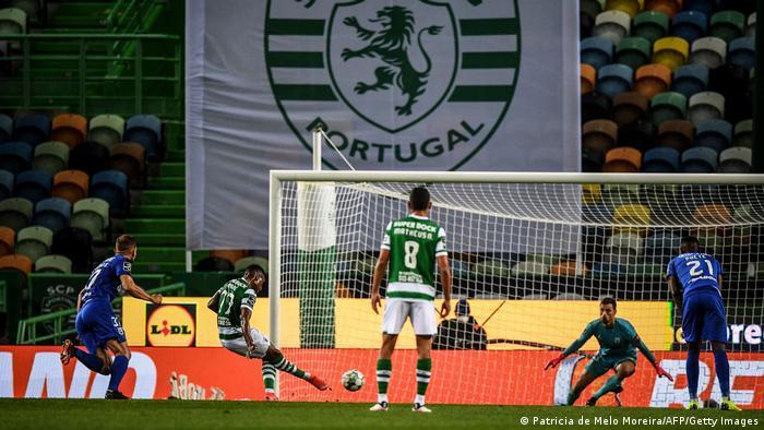Fussball I Portuguese League I Sporting Portugal v. Belenenses