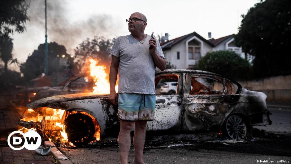 """Israels Polizei: Sind im Einsatz zur Verhinderung von """"Pogromen"""""""
