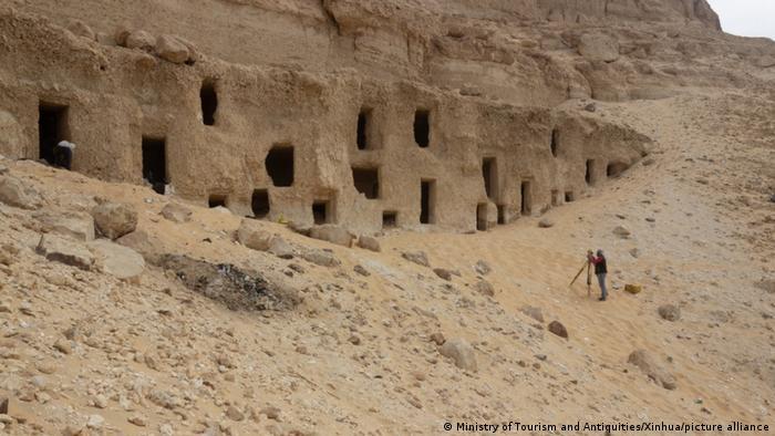 Ägypten I Sohag: 4.200 Jahre alte Gräber in Ägypten entdeckt