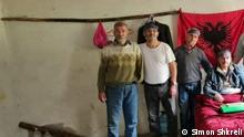 Albanien Kommunismus Arbeitslager Qafe Bari Hungerstreik