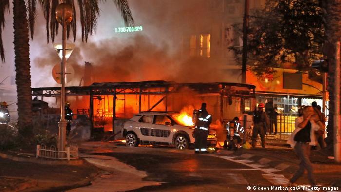 Napad Hamasa na Holon, predgrađe Tel Aviva