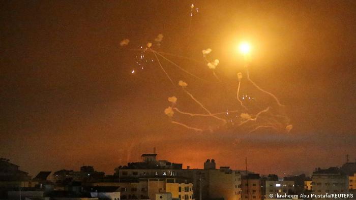سامانه پدافند هوایی گنبد آهنین و حملات موشکی حماس