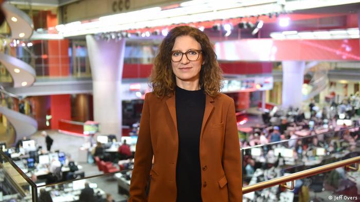 Naja Nielsen, Digital Director BBC News