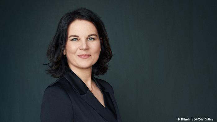 Annalena Baerbock, Chairwoman of the Green Party of Germany