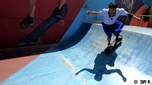 Global 3000 | GLOD Bolivien Skaterinnen