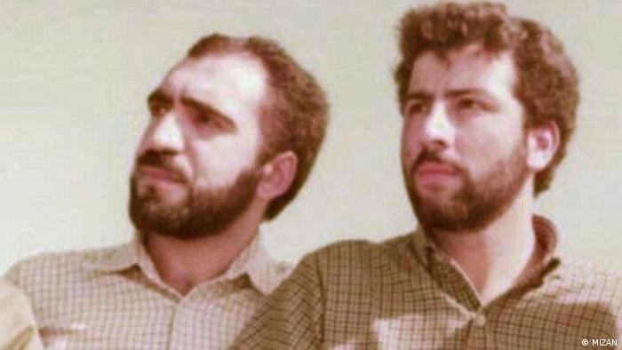 الرئيس الإيراني الجديد، إبراهيم رئيسي في فترة شبابه