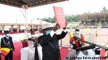 Uganda Kampala | Erneute Amtseinführung | Yoweri Museveni