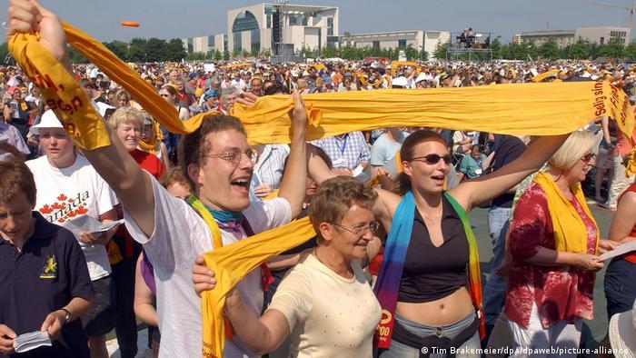 Berlin 1. Ökumenischer Kirchentag