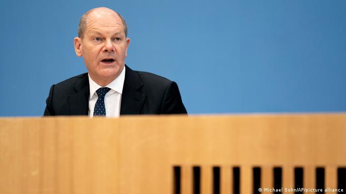 Berlin I Finanzminister Scholz will Schuldenbremse ab 2023 wieder einhalten