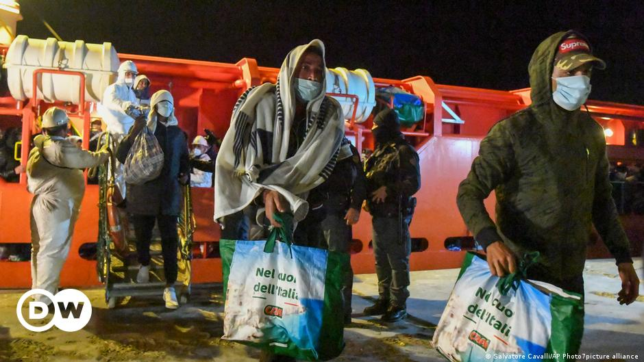 Lampedusa: EU lässt Italien mit Flüchtlingen allein