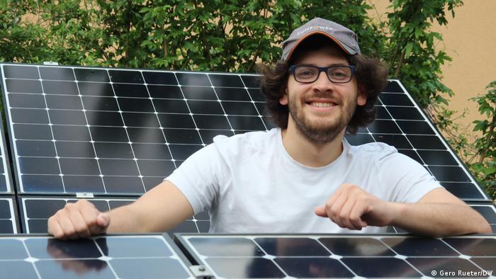 Fabian Rojas I Photovoltaik in Köln