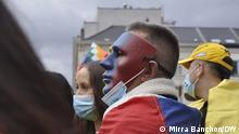 Belgien Brüssel | Demonstration | Gegen Gewalt in Kolumbien