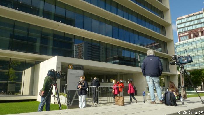 O julgamento do caso Football Leaks é considerado um dos mais mediáticos em Portugal.