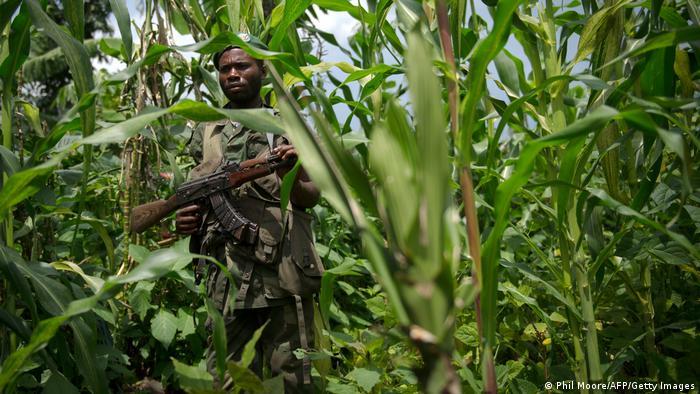 Demokratische Republik Kongo   Mai-Mai-Milizen