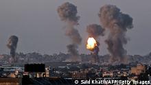 Israel I Gaza I Erneute Angriffs- und Zerstörungswelle im Nahen Osten